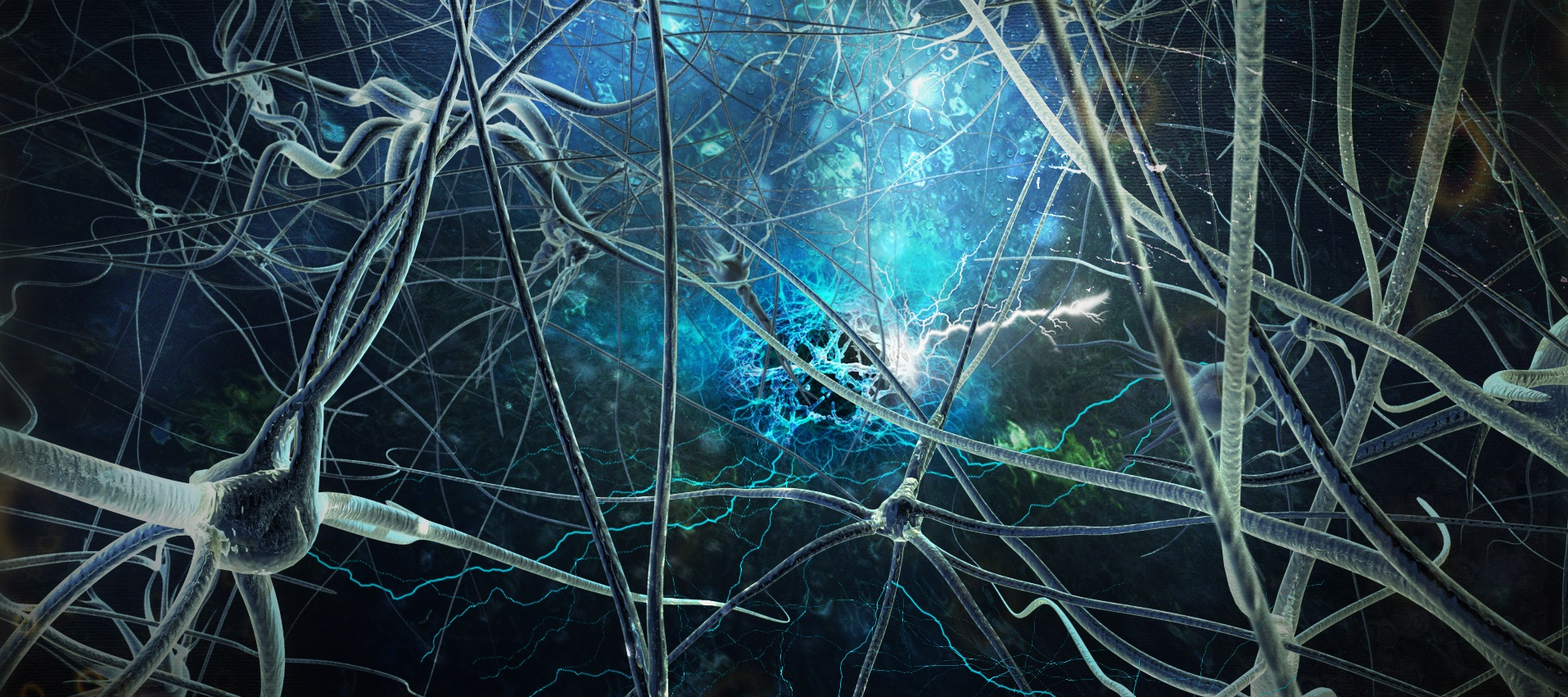neuron-background